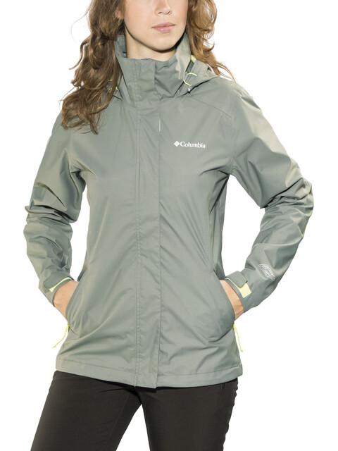 Columbia Trestle Trail Hooded Jacket Women sedona sage